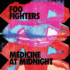Foo Fighters: Medicine at Midnight (Warner/digital outlets)