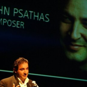 JOHN PSATHAS, COMPOSER. IN CONVERSATION (2021): From Wellington to the world