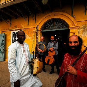 THE FAMOUS ELSEWHERE WORLD MUSIC QUESTIONNAIRE: Kiya Tabassian of Constantinople