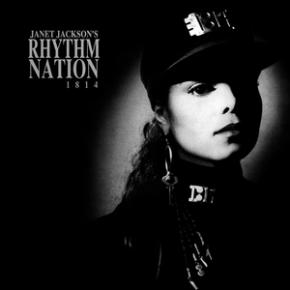 Janet Jackson: Rhythm Nation 1814 (1989)