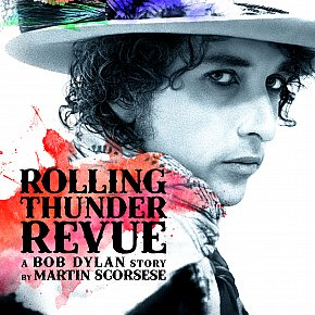 ROLLING THUNDER REVUE, A BOB DYLAN STORY, a film by MARTIN SCORSESE: The drifter escapes, again