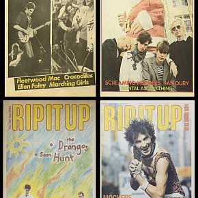 RIP IT UP, RECOVERED (2019): Music and culture on the printed page