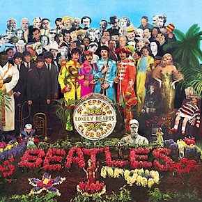 THE BEATLES' SGT PEPPER'S COVER (2017): An image for all seasons