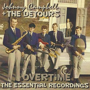 Johnny Campbell and the Detours: Overtime, The Essential Recordings (Frenzy)