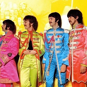 SGT PEPPER'S MUSICAL REVOLUTION, a film presented by HOWARD GOODALL
