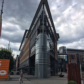 THE NEW ARCHITECTURE OF OSLO, PART TWO (2017): The Tjuvholmen district