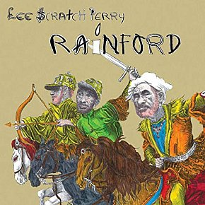 "Lee ""Scratch"" Perry: Rainford (On-U/Border)"