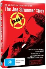 THE JOE STRUMMER STORY, a documentary by MIKE PARKINSON (DV1 DVD/Southbound)