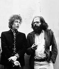 allen ginsberg and bob dylan jimmy berman 1971 elsewhere by