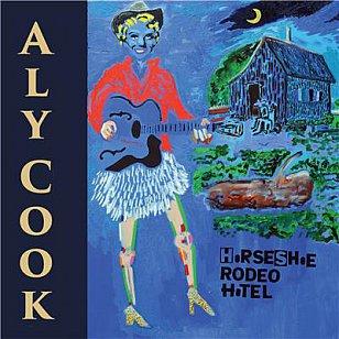 Aly Cook: Horseshoe Rodeo Hotel (alycook.com)
