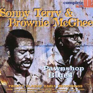 Sonny Terry and Brownie McGhee: Screamin' and Cryin' Blues (1964)