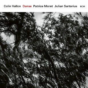 Colin Vallon, Patrice Moret, Julian Sartorius: Danse (ECM/Ode)