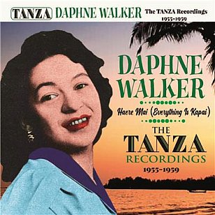 Daphne Walker: The TANZA Recordings 1955-1959 (Frenzy)