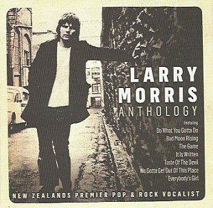 Larry Morris: Anthology (Frenzy)