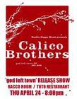 The Calico Brothers: God Left Town EP (Ode)