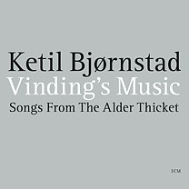 Ketil Bjornstad: Songs from the Alder Ticket (ECM/Ode)
