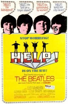 THE BEATLES' HELP! RECONSIDERED (2007): The band in a Bond film