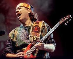 CARLOS SANTANA, THE CRUCIAL ALBUMS (2013): White light, with a Latin beat