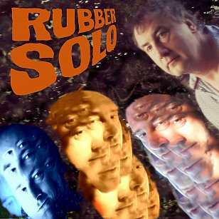 Matthew Bannister: Rubber Solo (Powertool Records)
