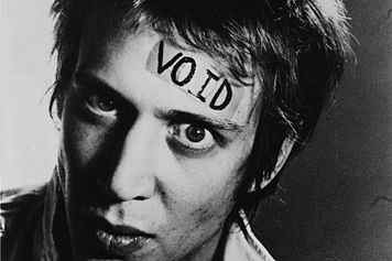Richard Hell and the Voidoids: (I Belong to) The Blank Generation (1976)