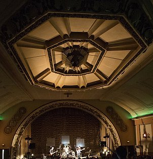 THE CRYSTAL PALACE BALLROOM REMEMBERED, AT AUDIOCULTURE (2017): The ballroom of happiness