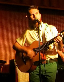 GUEST WRITER MURRAY VAILE catches up with expat singer-songwriter Bannerman in Berlin