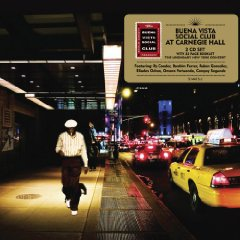 BEST OF ELSEWHERE 2008 Buena Vista Social Club: Live at Carnegie Hall (Elite)
