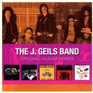 THE BARGAIN BUY: The J. Geils Band; Original Album Series (Rhino)