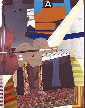 Elsewhere Art . . . two jazz guitarists