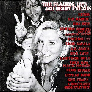 The Flaming Lips: Flaming Lips and Heady Fwends (Warners)