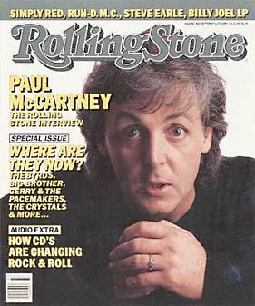 PAUL McCARTNEY SOLO CAREER PART 2, 1980-90: Adrift in the Eighties