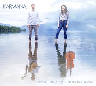 Simon Thacker and Justyna Jablonska: Karmana (Slap the Moon)