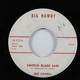Jeff Daniels: Switch Blade Sam (1959)