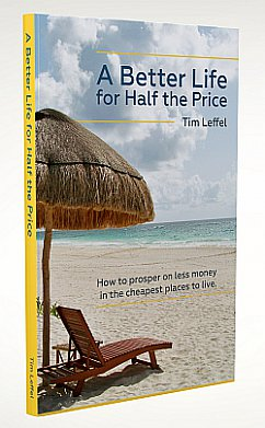 A BETTER LIFE FOR HALF THE PRICE by TIM LEFFEL