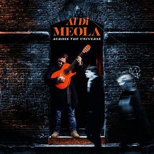 Al Di Meola: Across the Universe (EarMusic/Digital outlets)