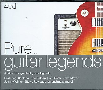 THE BARGAIN BUY: Various Artists . . . Pure, Guitar Legends