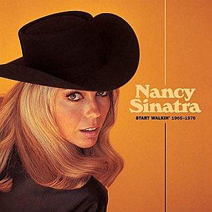Nancy Sinatra: Start Walkin' 1965-1976 (Light in the Attic/digital outlets)