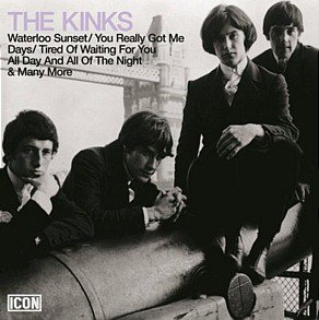 THE BARGAIN BUY: The Kinks; Icon Series, The Kinks (Universal)