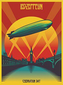 THE BARGAIN BUY: Led Zeppelin, Celebration Day 2CD+DVD)
