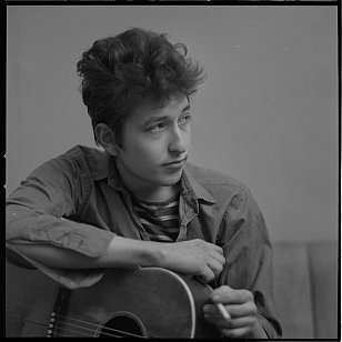 BOB DYLAN, FOLKSINGER 1962-64; PHOTO ESSAY #1 (2018): Long ago, far away