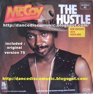 Van Mccoy The Hustle 1975 Elsewhere By Graham Reid