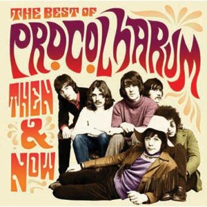Procol Harum: The Best of, Then and Now (Salvo)