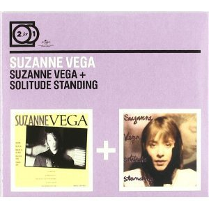 THE BARGAIN BUY: Suzanne Vega; Suzanne Vega + Solitude Standing