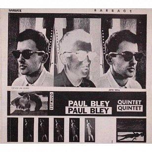Paul Bley Quintet: Barrage (ESP-Disk)