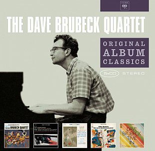 THE BARGAIN BUY: The Dave Brubeck Quartet, Original Album Classics