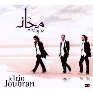 BEST OF ELSEWHERE 2008: Le Trio Joubran: Majaz (Jawwal/Ode)