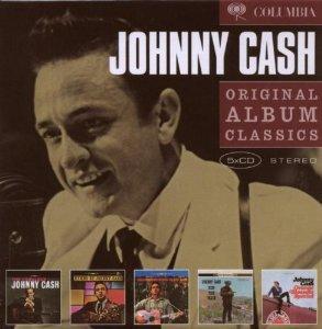 THE BARGAIN BUY: Johnny Cash; Original Album Classics