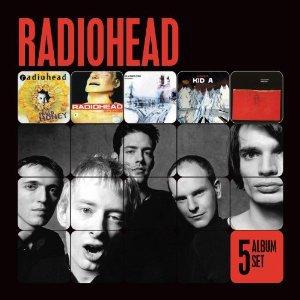 THE BARGAIN BUY: Radiohead; 5 Album Set (EMI)