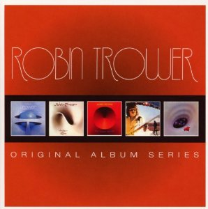 THE BARGAIN BUY: Robin Trower; Original Album Series