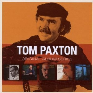 THE BARGAIN BUY: Tom Paxton; Original Album Series (Rhino)